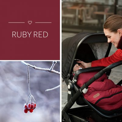 Voksi Urban Ruby Red