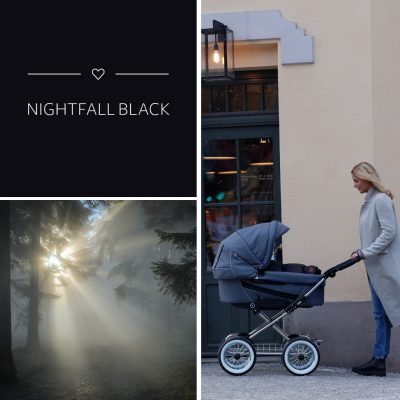 Voksi Urban Nightfall Black